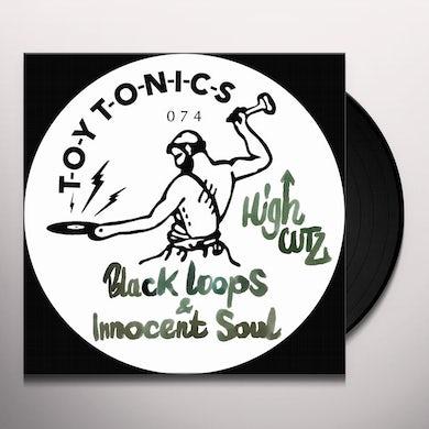 Black Loops & Innocent Soul HIGH CUTZ Vinyl Record