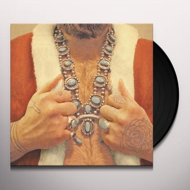 Nathaniel Rateliff & The Night Sweats  BABY IT'S COLD OUTSIDE Vinyl Record