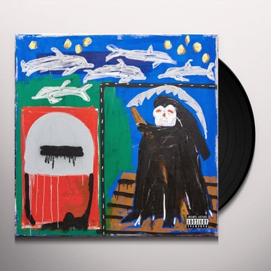Action Bronson ONLY FOR DOLPHINS Vinyl Record
