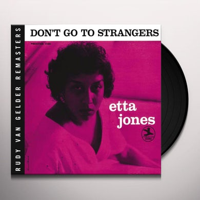 DON'T GO TO STRANGERS Vinyl Record