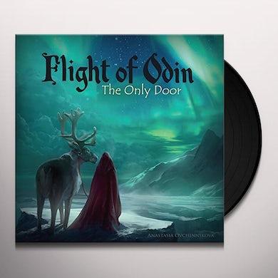 Flight Of Odin ONLY DOOR Vinyl Record
