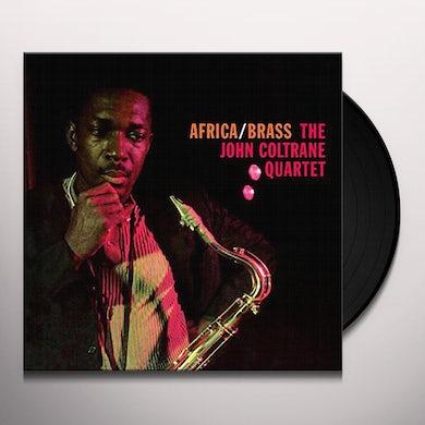 John Coltrane Quartet AFRICA/BRASS Vinyl Record - UK Release