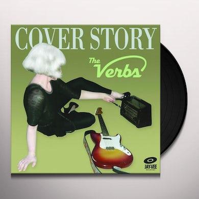 Verbs COVER STORY Vinyl Record