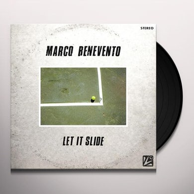 Marco Benevento LET IT SLIDE Vinyl Record