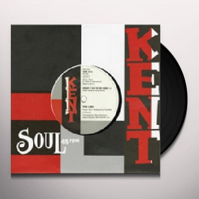 Trini Lopez / Johnny Copeland SINNER NOT A SAINT / NO PUPPY LOVE Vinyl Record