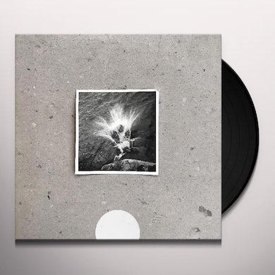Empty Vinyl Record