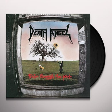 Death Angel FROLIC THROUGH THE PARK Vinyl Record