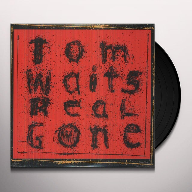 Tom Waits REAL GONE Vinyl Record