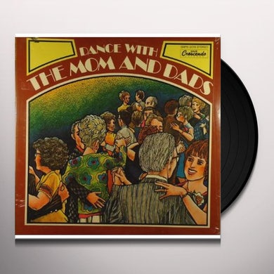 DANCE WITH MOMS & DADS Vinyl Record