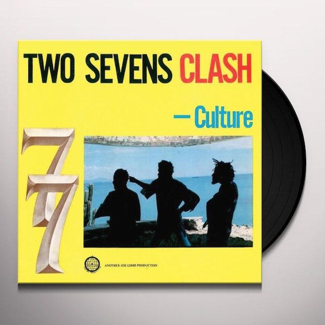 Culture TWO SEVENS CLASH Vinyl Record