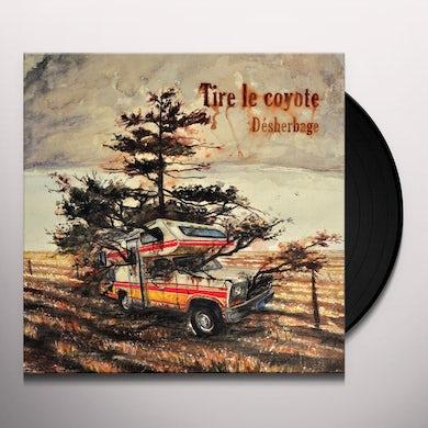 Tire Le Coyote DESHERBAGE Vinyl Record