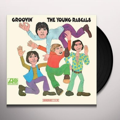 The Young Rascals GROOVIN (50TH ANNIVERSARY EDITION) Vinyl Record
