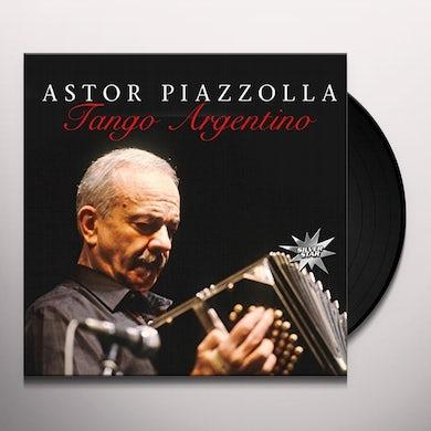 Astor Piazzolla TANGO ARGENTINO Vinyl Record