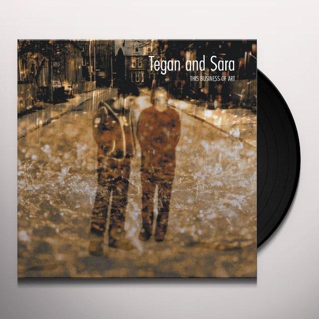 Tegan & Sara THIS BUSINESS OF ART Vinyl Record