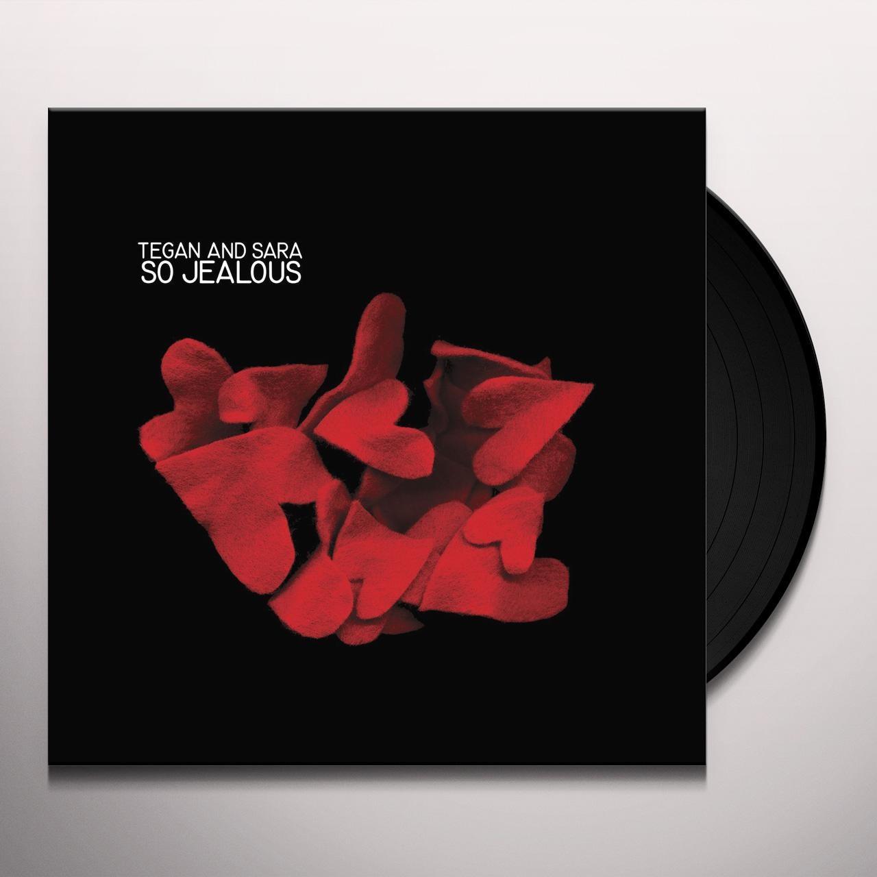 Tegan Amp Sara So Jealous Vinyl Record