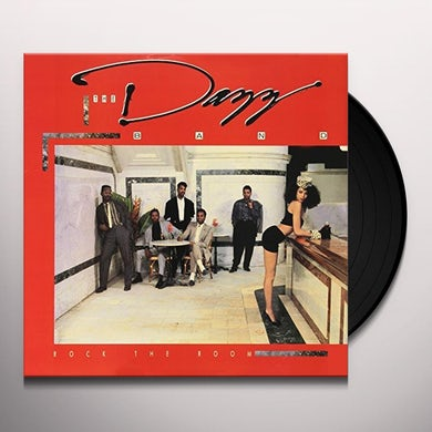Dazz Band ROCK THE ROOM Vinyl Record