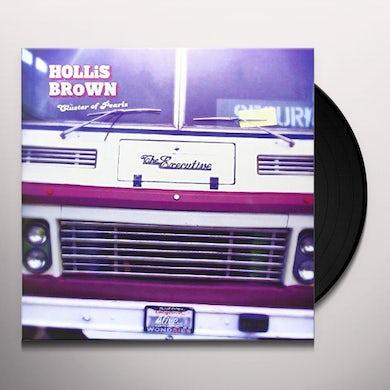 Hollis Brown CLUSTER OF PEARLS Vinyl Record