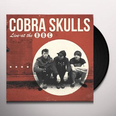 Cobra Skulls LIVE AT THE BBC Vinyl Record