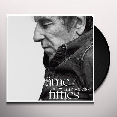 Alain Souchon AME FIFTIES Vinyl Record