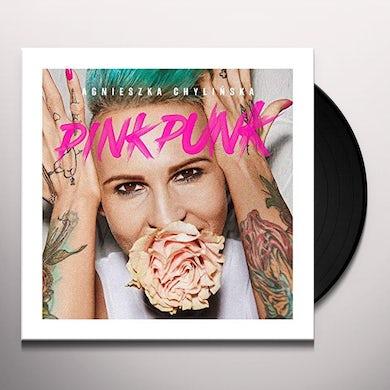 Agnieszka Chylinska PINK PUNK Vinyl Record