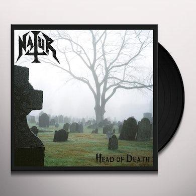 Natur HEAD OF DEATH Vinyl Record