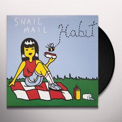 Habit ep Vinyl Record