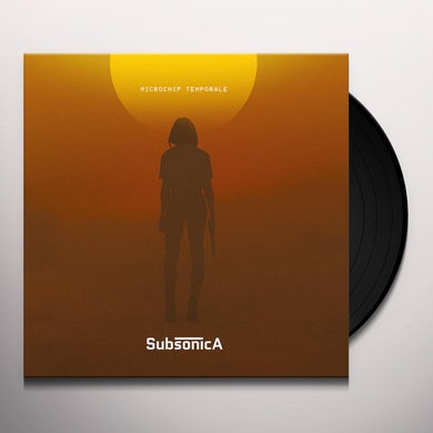 Subsonica MICROCHIP TEMPORALE Vinyl Record