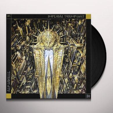 IMPERIAL TRIUMPHANT Alphaville Vinyl Record