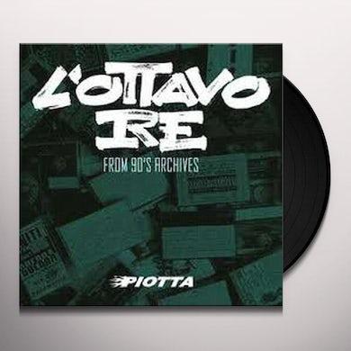 L'OTTAVO RE Vinyl Record