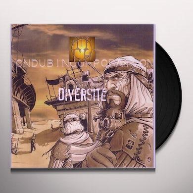 Dub Inc. DIVERSITE Vinyl Record