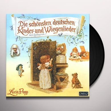 Martl / Popp KINDER-UND WIEGENLIEDER Vinyl Record