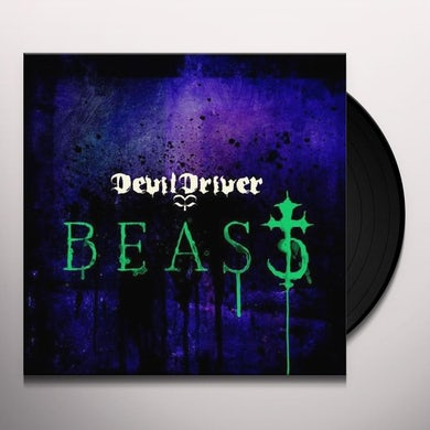 Devildriver BEAST Vinyl Record - 180 Gram Pressing