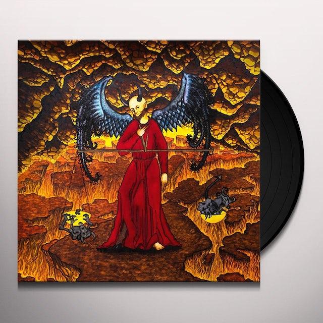 Ligfaerd DEN ILDRODE KONGE Vinyl Record