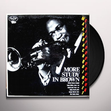 Clifford Brown STUDY IN BROWN Vinyl Record - Japan Release