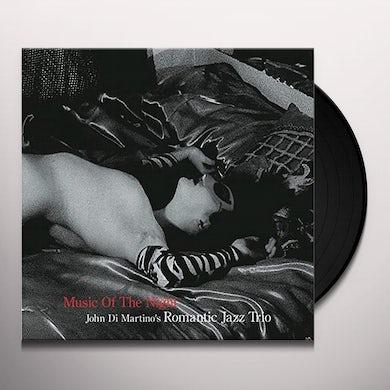 Romantic Jazz Trio MUSIC OF NIGHT Vinyl Record