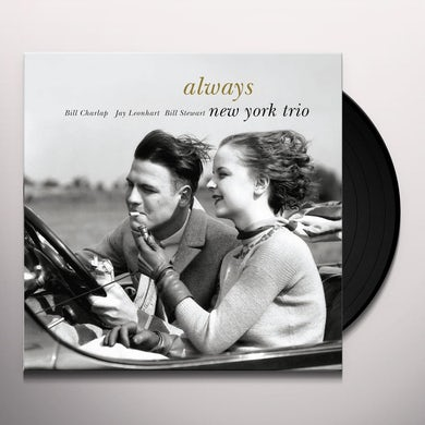 New York Trio ALWAYS Vinyl Record