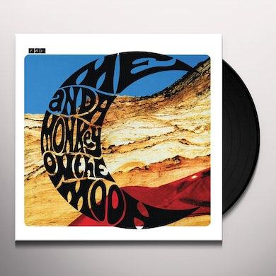 Felt ME & A MONKEY ON THE MOON Vinyl Record