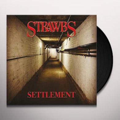 Strawbs SETTLEMENT Vinyl Record