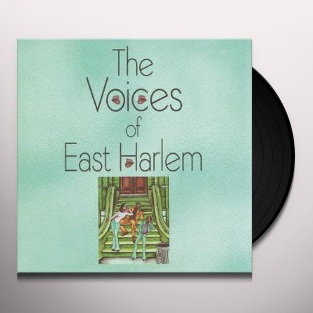 Voices Of East Harlem Vinyl Record