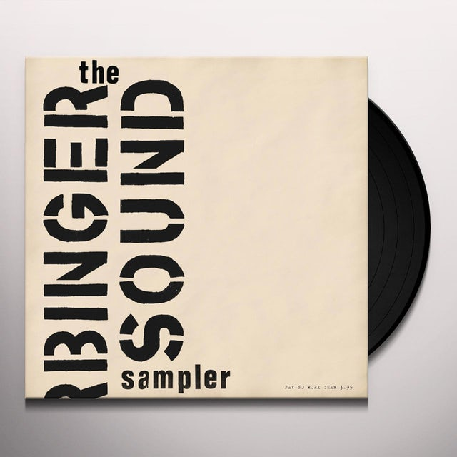 Harbinger Sound Sampler / Various
