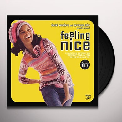Feeling Nice Vol 4 / Various Vinyl Record
