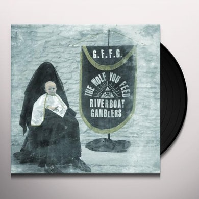 Riverboat Gamblers WOLF YOU FEED Vinyl Record