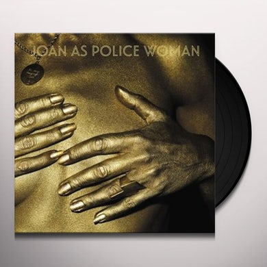 Joan As Police Woman & Benjamin Lazar Davis HOLY CITY Vinyl Record