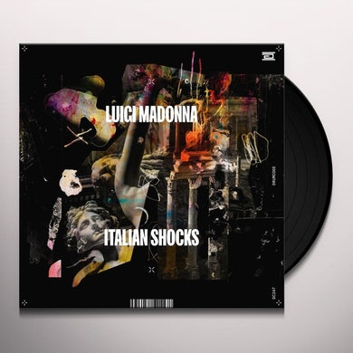 Luigi Madonna ITALIAN SHOCKS Vinyl Record