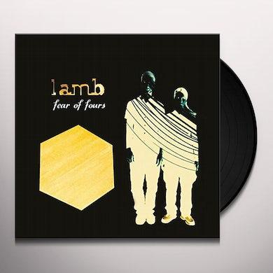 Lamb FEAR OF FOURS Vinyl Record
