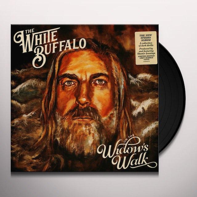 The White Buffalo ON THE WIDOWS WALK Vinyl Record