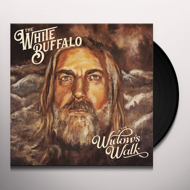 The White Buffalo ON THE WIDOWS WALK Vinyl Record