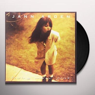 Jann Arden LIVING UNDER JUNE Vinyl Record