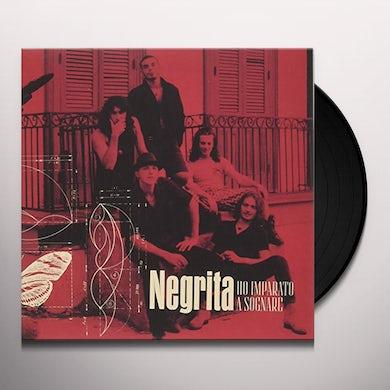 Negrita HO IMPARATO A SOGNARE / IL PESO DI QUEST EREDITA Vinyl Record