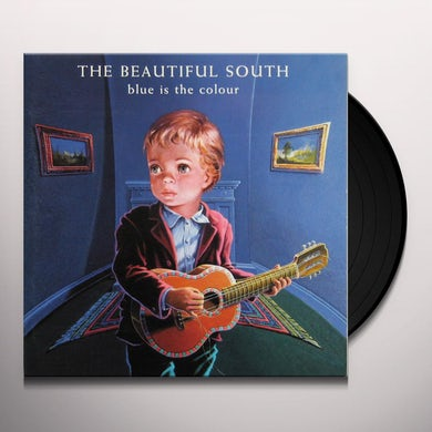 Beautiful South BLUE IS THE COLOUR Vinyl Record